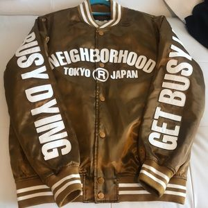 neighbrohood jacket